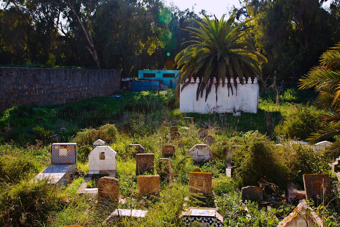 inner city graveyard by raido-ehwaz