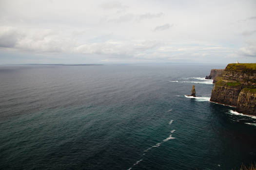 cliffs of moher and aran islands