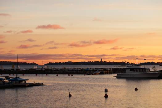 autumn harbour