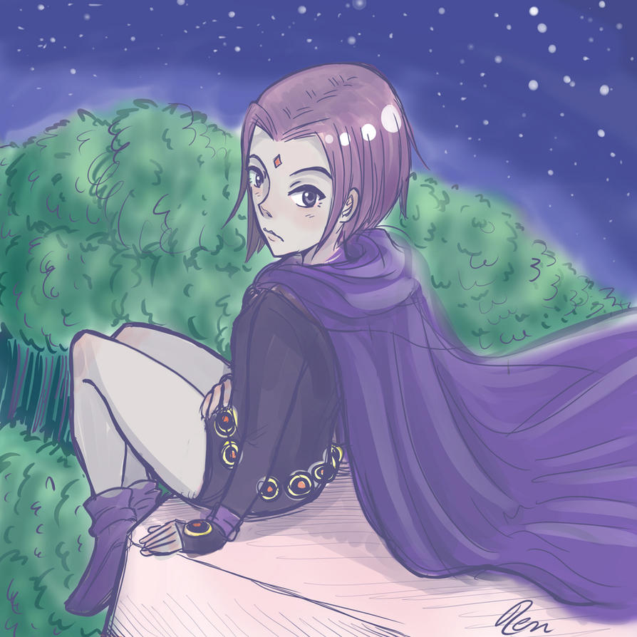 Raven by GothicShoujo