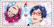 Rin x Rei stamp 3 by GothicShoujo