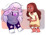 SU - Connie and Amethyst