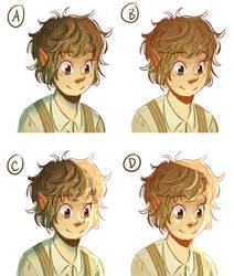 Bilbos~ (lighting practice)