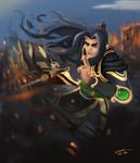 Zhin - The Tyrant   Paladins