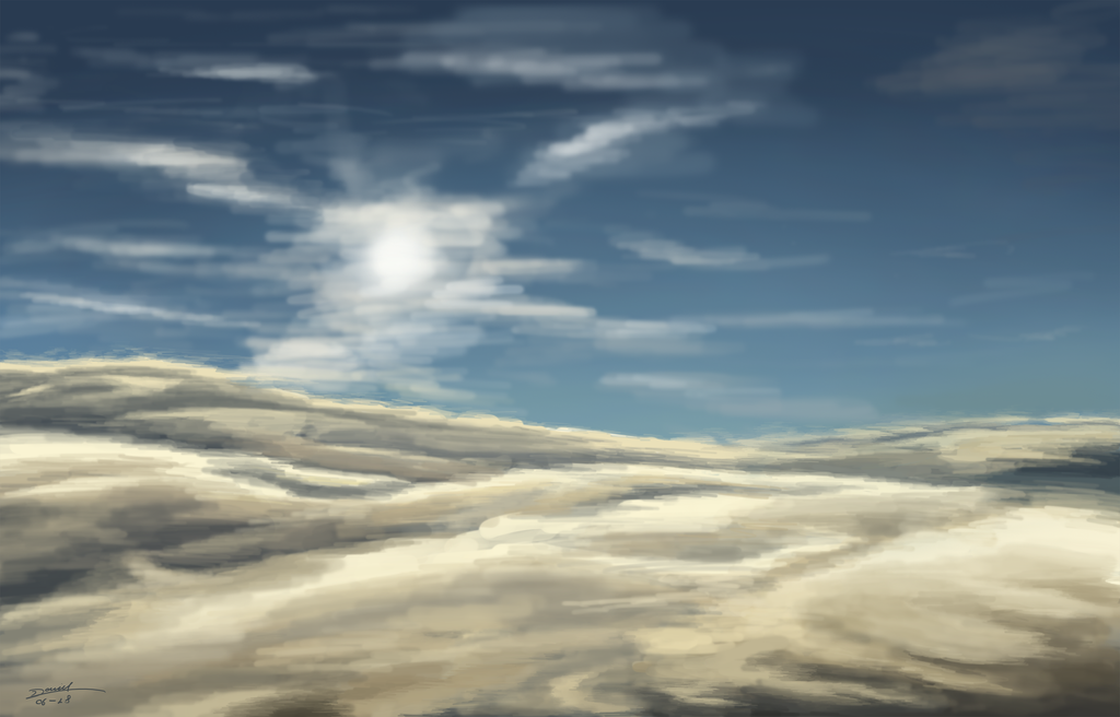 Clouds * by DanielNyR