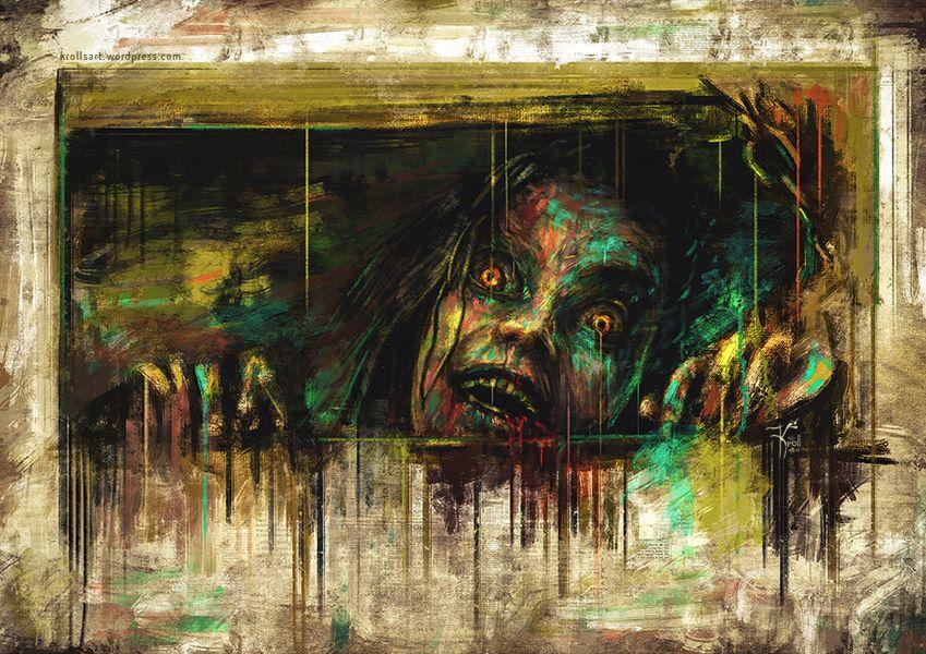 The Dead Evil by F-Kroll