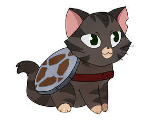 Conan the Cat by Bright-Light-Leader