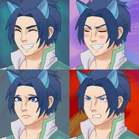Neo the...Anime Neko?  I guess?