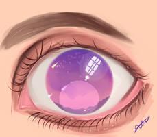 Eye practice by Neko-Kiss