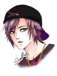 Beat - MoC Sketch by SherylMuse