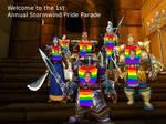 Pride Parades in Stormwind