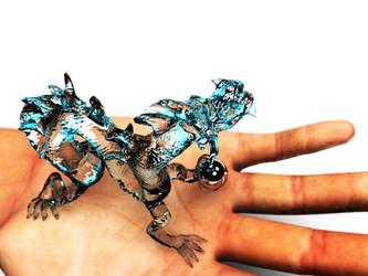 Glass Dragon by SintheticMedia