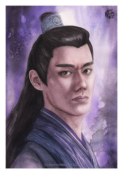 Jiang Cheng from The Untamed