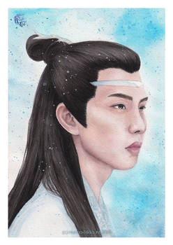Sizhui from The Untamed