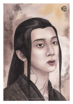Wen Ning from The Untamed