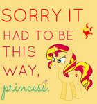 Sunset Shimmer Typography