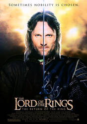 Lord of the Rings KeyArt