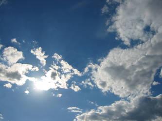 Blue Skies by andyvn22