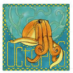 Octopus by LizardLife