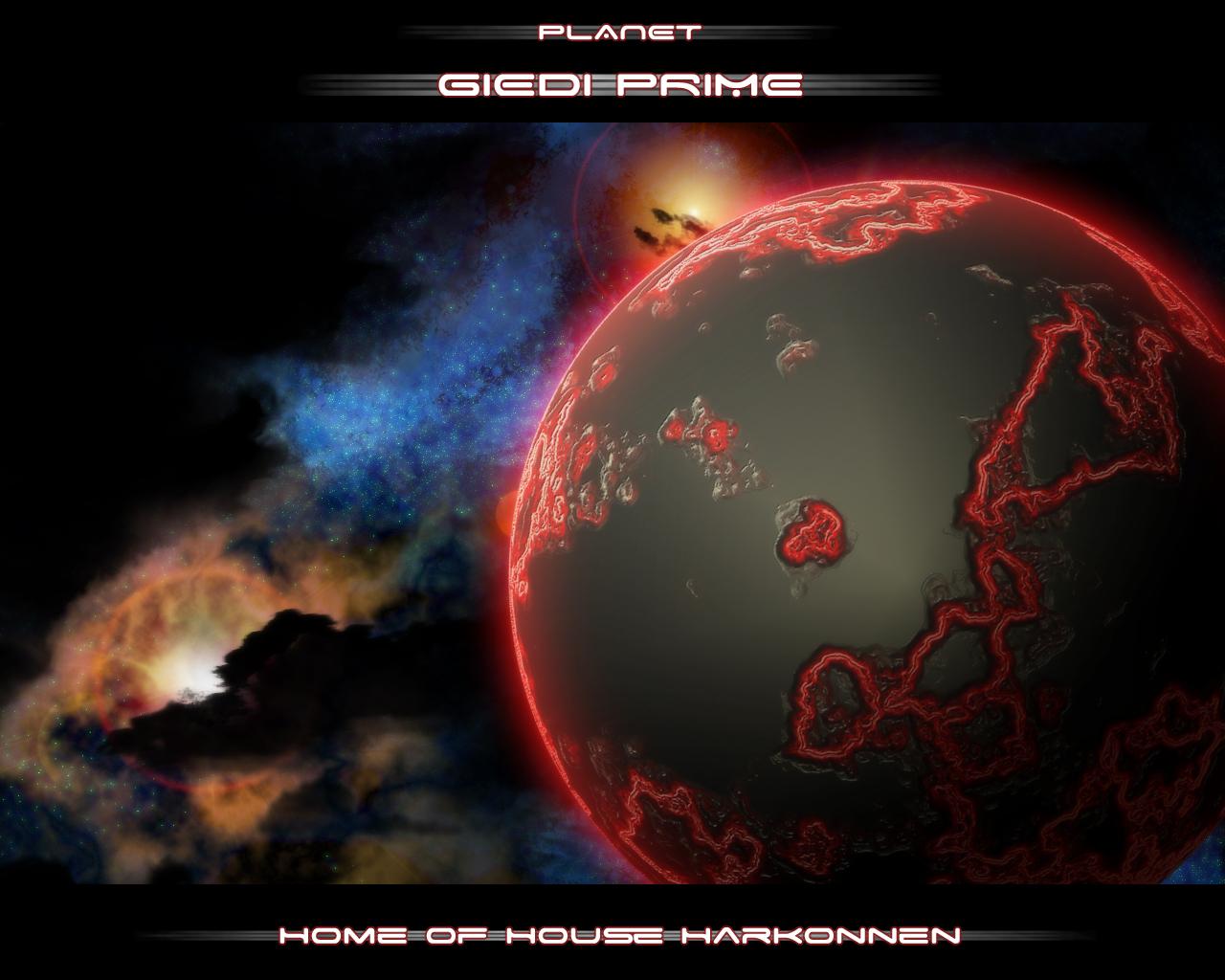 Giedi Prime by Arkanjel8