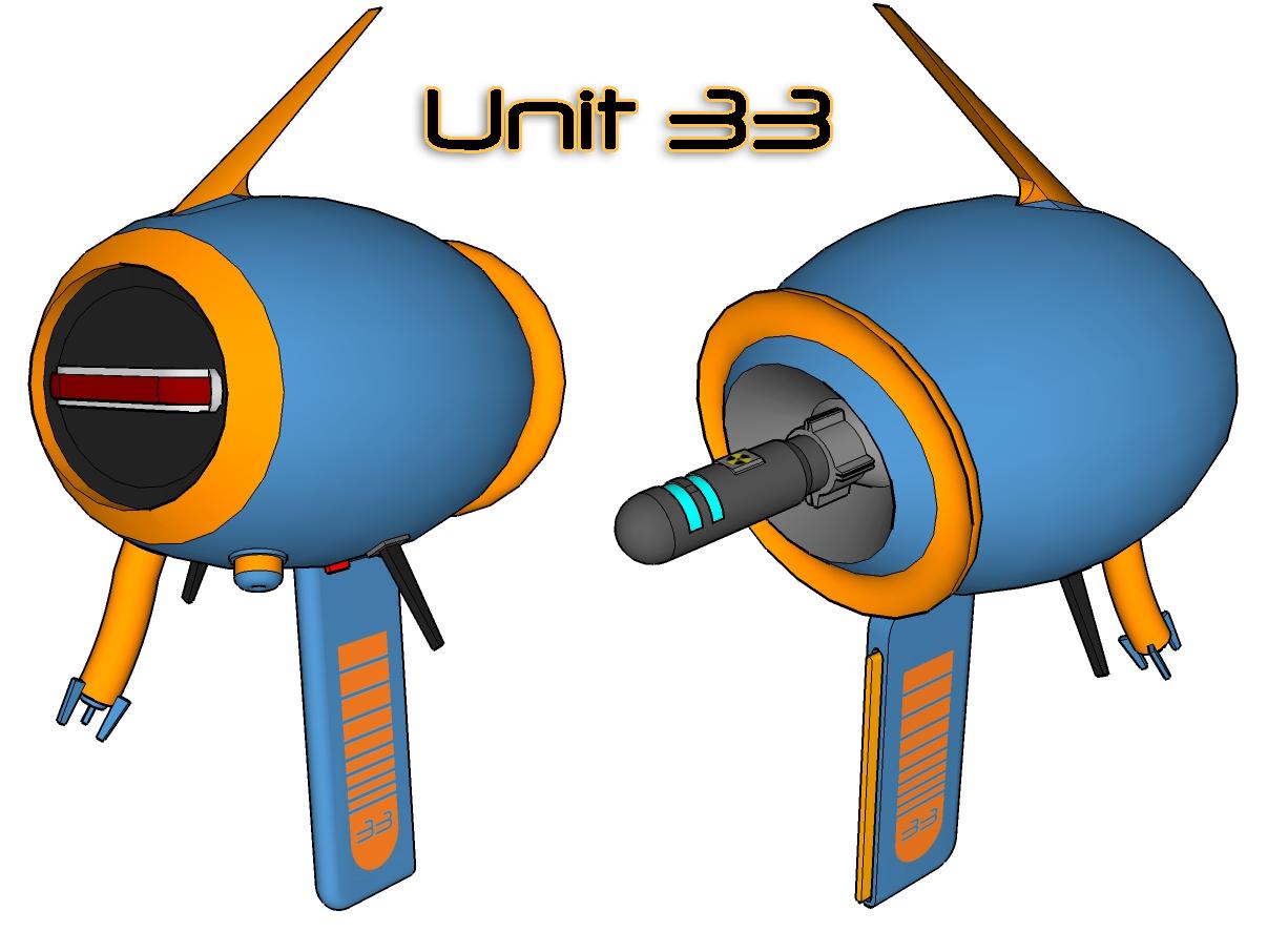 Unit 33 by Arkanjel8