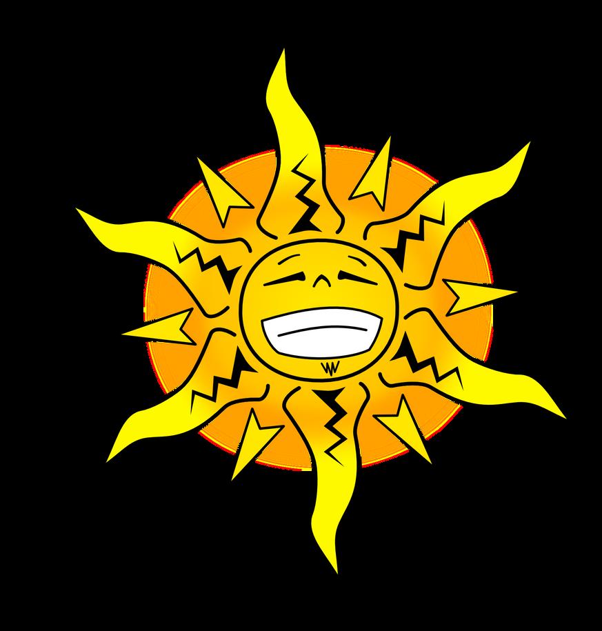 Happy Sun by Arkanjel8