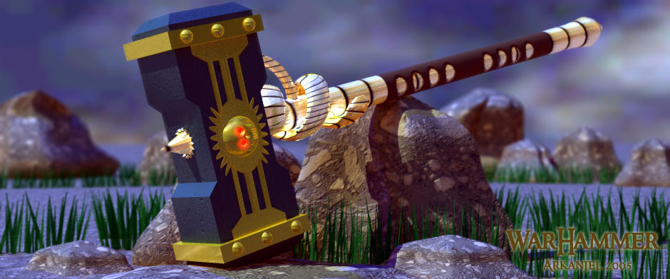 Warhammer by Arkanjel8