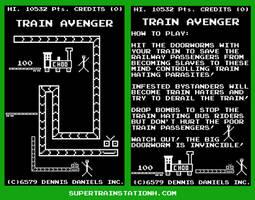 Train Avenger