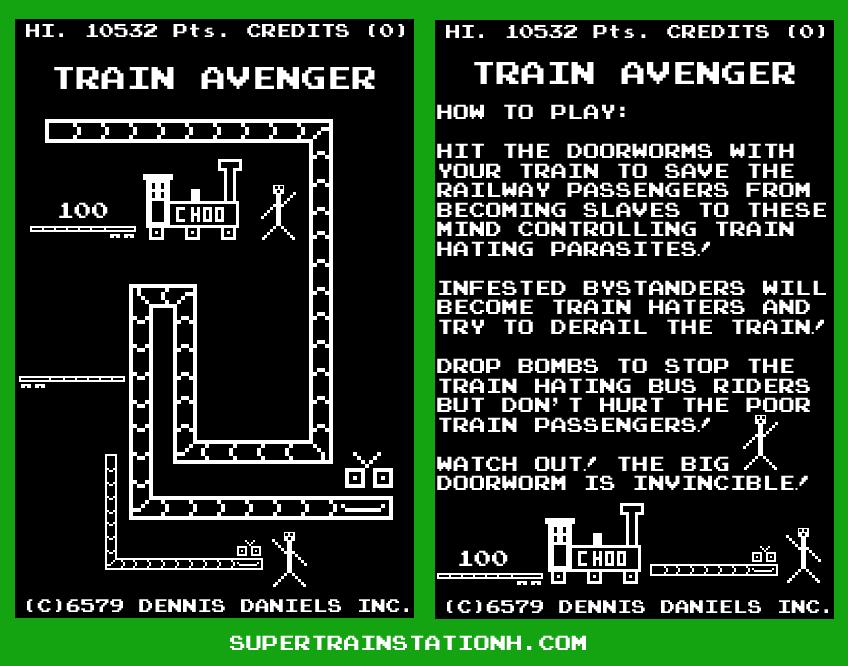 Train Avenger by SuperTrainStationH