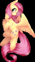 Fluttershy by Vantardise