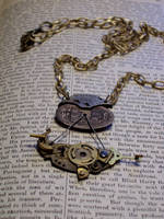 Airship Skeggjold Necklace by LeviathanSteamworks