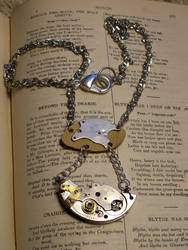 Airship Argosy Necklace by LeviathanSteamworks