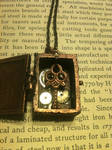 Gear Box Necklace