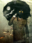 Man in dreams by Rook1983