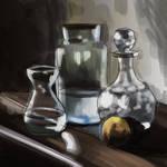 Still life study by Wundertastisch
