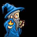 Wizard - Character Art