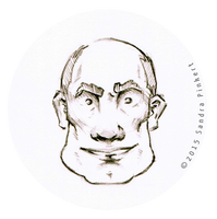Character Portrait by Wundertastisch