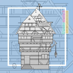 MLSP #01 - Thumbnail for Medieval Frame-House by Wundertastisch
