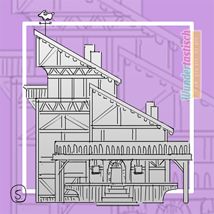 MLSP #04 - Thumbnail for Medieval Frame-House