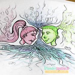 Twins by Wundertastisch