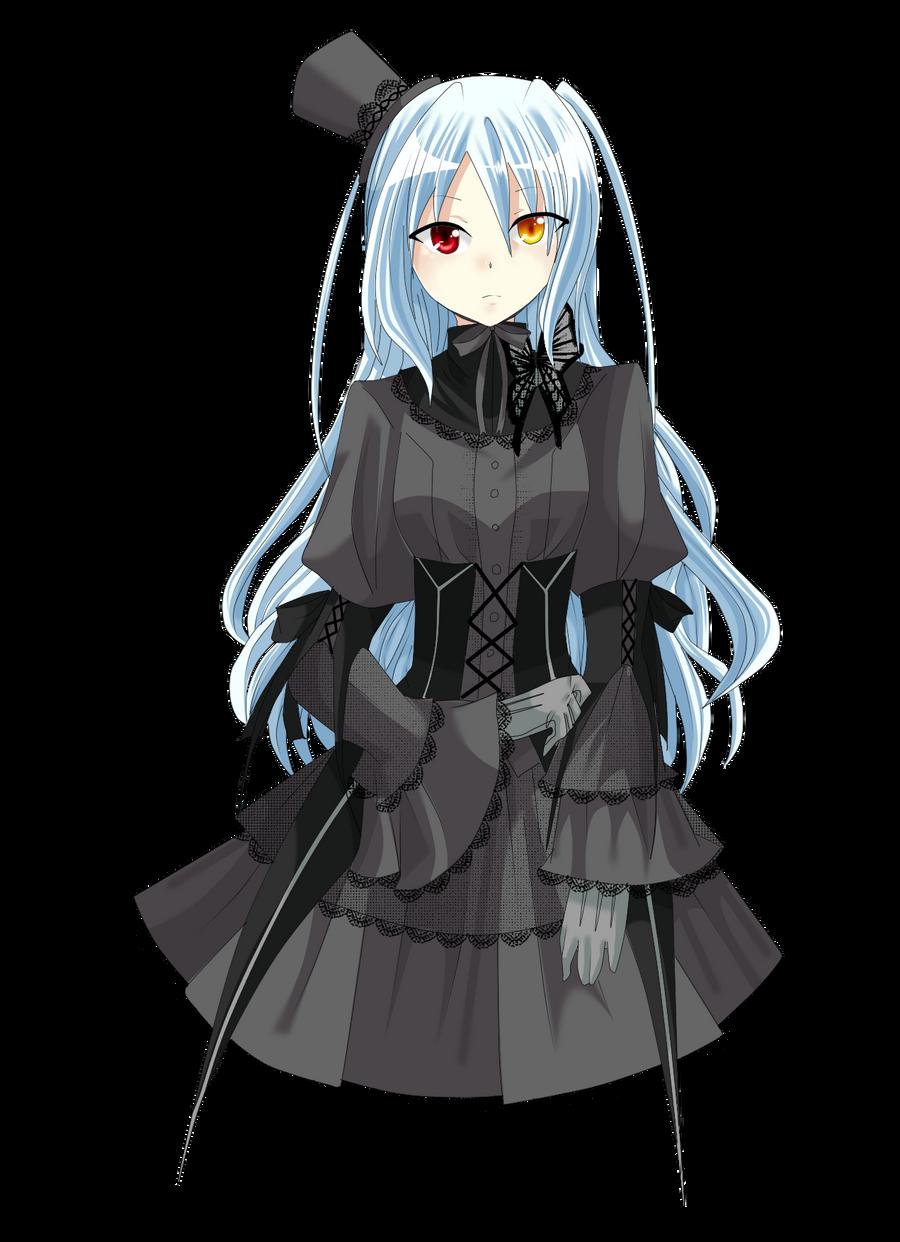 gothic dress by fryapeinleve on deviantart