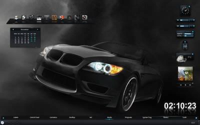 November 2012 Desktop by Jan-Oscar