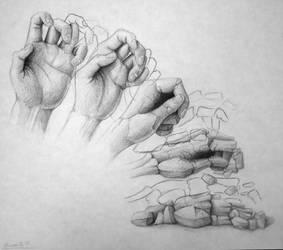 Deteriorative Metamorphosis by Manechen