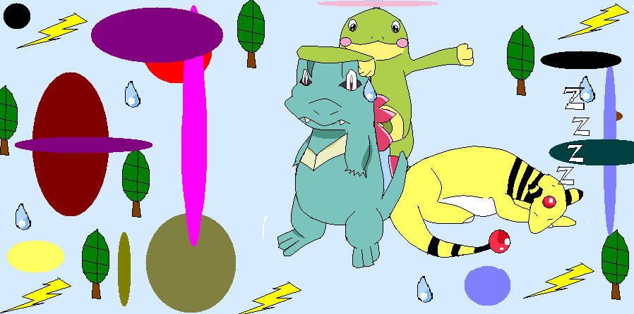 3 awesome pokemon