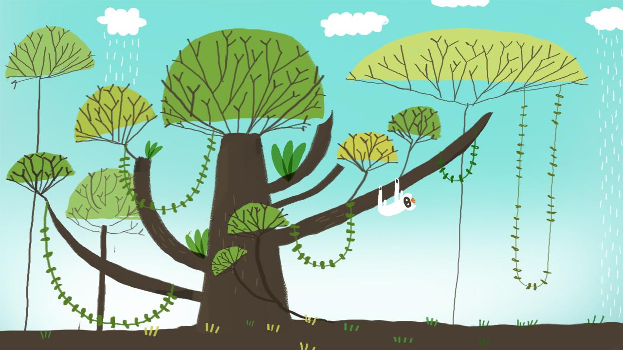 My Tree by s4yo