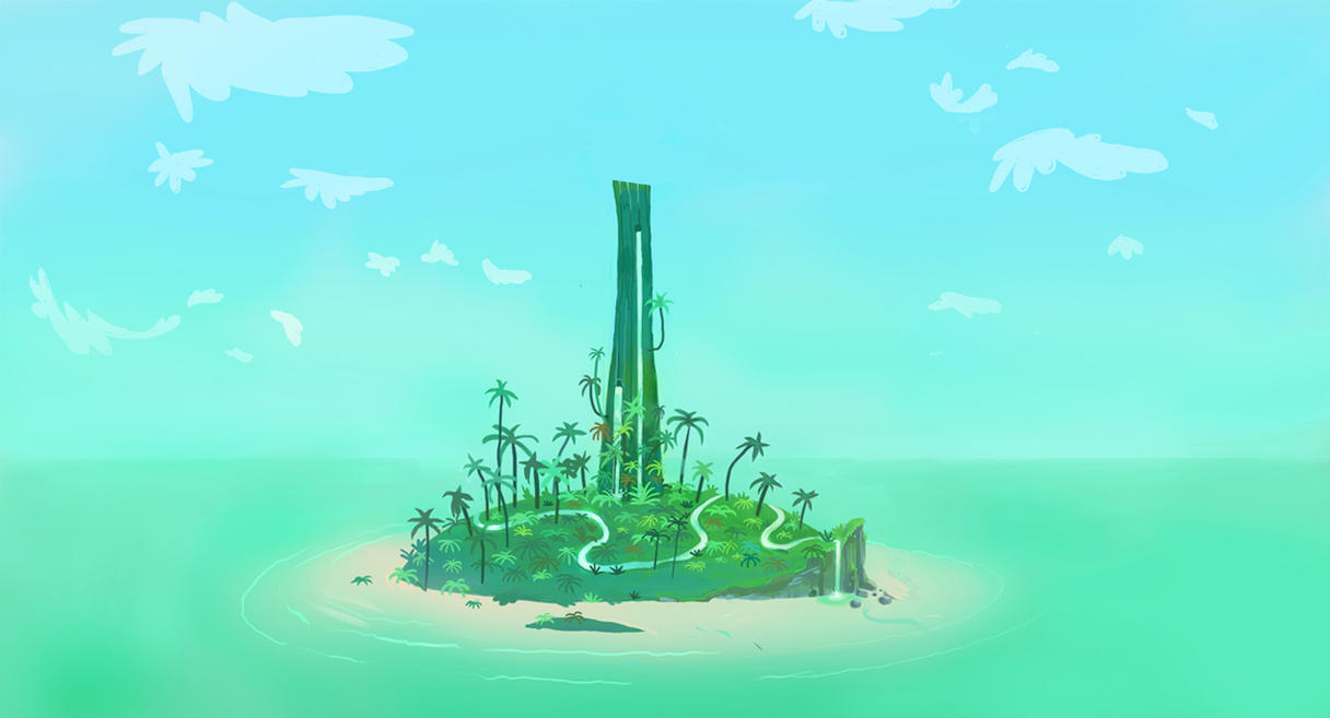 Ozo's island 3 by s4yo