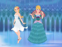 Barbie - Island Princess by Persinette-Rose