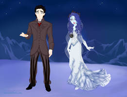 The Corpse Bride by Persinette-Rose