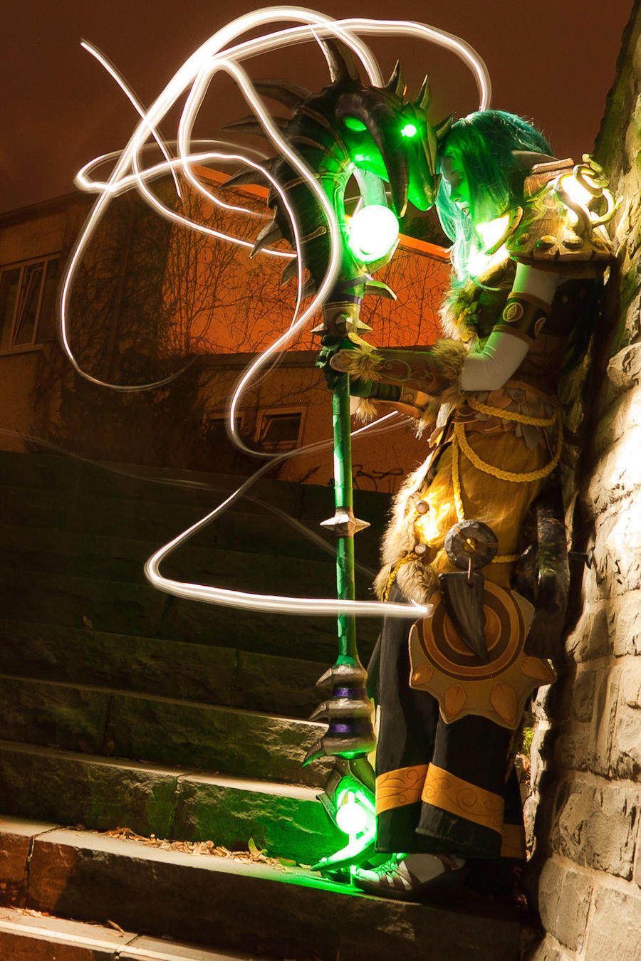Druid Tier 8 - Lights by KamuiCosplay