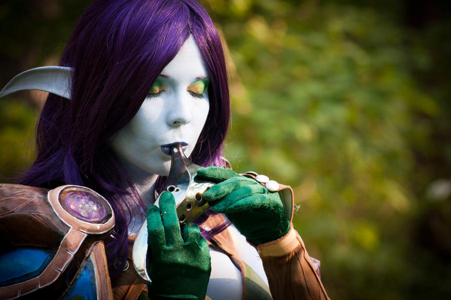 Green Peace by KamuiCosplay